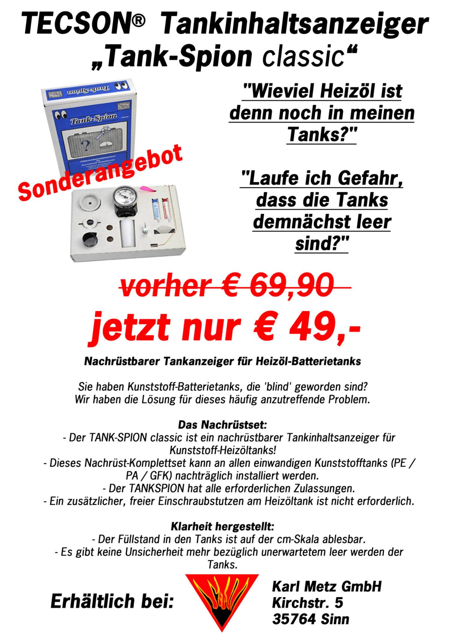 heizolpreise tecson deutschland solarenergie f r zu hause. Black Bedroom Furniture Sets. Home Design Ideas